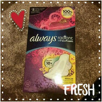 Always Radiant Infinity Pads with Flexi-Wings uploaded by Aishel hiu mei G.