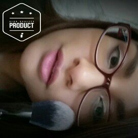 Kat Von D Lock-It Precision Powder Brush uploaded by Jacqueline N.