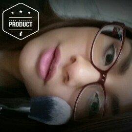 Kat Von D Lock-It Precision Powder Brush uploaded by Jacqueline N.