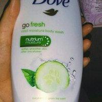 Dove Go Fresh Cool Moisture Cucumber & Green Tea Body Wash uploaded by Avalon M.