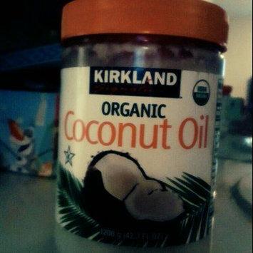 Photo of Kirkland Signature Organic Virgin Coconut Oil Cold Pressed Unrefined 42.3 Fl oz uploaded by Ivy M.