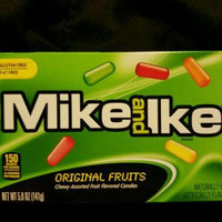 Mike and Ike Chewy Assorted Fruit Flavored Candies uploaded by Lakendra G.