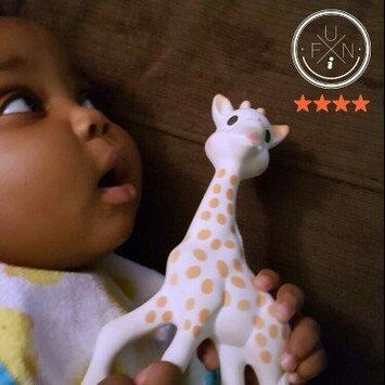 Vulli Sophie the Giraffe Teether uploaded by Nicholene M.