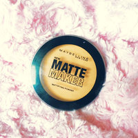 Maybelline Matte Maker Mattifying Powder uploaded by Belinda R.