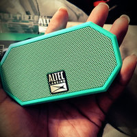 Altec Lansing Jacket Bluetooth Wireless Stereo Speaker - Red/Black uploaded by Alexandra C.