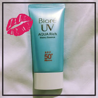 Bioré Biore KAO JAPAN AQUA RICH Sarasara SPF50+/PA++++ 50g Sunscreen uploaded by Sarah N.