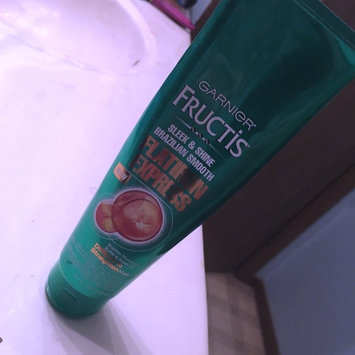 Photo of Garnier® Fructis® Sleek & Shine Brazilian Smooth Flatiron Express Leave-In Balm 5.1 fl. oz. Tube uploaded by Samantha B.