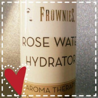 Frownies Rose Water Hydrator Spray uploaded by Charnita F.