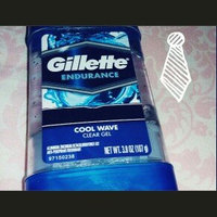 Gillette 3x Triple Protection System Anti-Perspirant Deodorant Clear Gel Cool Wave uploaded by Luis A.