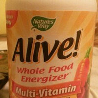Nature's Way Alive! Whole Food Energizer Multivitamin Tablets uploaded by R C.