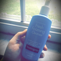 Neutrogena Fresh Foaming Cleanser uploaded by kate h.