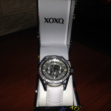 Photo of XOXO Women's XO3186 Rhinestone-Accented Watch uploaded by Thaymar G.