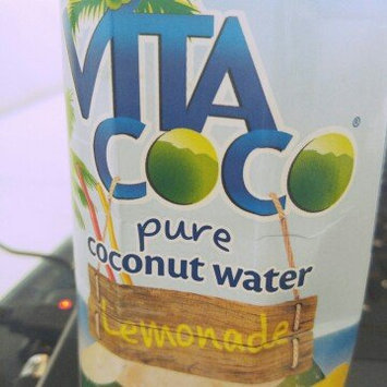 Photo of Vita Coco Pure Coconut Water - Lemonade uploaded by Samantha T.