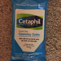Cetaphil®  Gentle Skin Cleansing Cloths uploaded by R M.