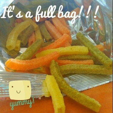 Hain Celestial Sensible Portion Lightly Salted Veggie Straws - 1oz uploaded by Candece L.