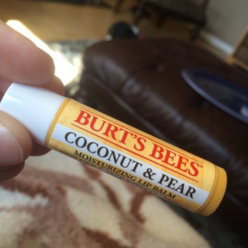 Photo of Burt's Bees Coconut & Pear Lip Balm uploaded by Alysia S.