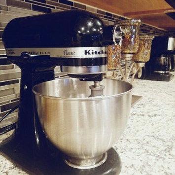 Photo of KitchenAid Classic 4.5 Qt Stand Mixer- White K45SS uploaded by Denisse G.