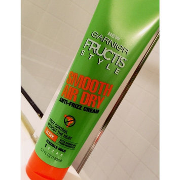 Photo of Garnier Fructis Smooth Air Dry Anti-Frizz Cream uploaded by Sarah E.
