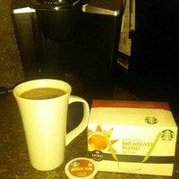 Starbucks Coffee Breakfast Blend K-Cups uploaded by Bre D.