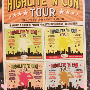 the Balm Highlite 'N Con Tour Palette uploaded by Luz H.