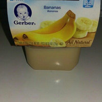 Gerber® 2nd Foods Baby Food Bananas NatureSelect uploaded by Katie R.