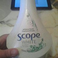 Scope Outlast Mouthwash-White Mint Splash-24oz, 710 milliter uploaded by Olivia R.