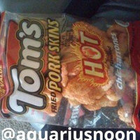 Tom's® Fried Pork Skins Hot 2.38 oz. Bag uploaded by Chrissy D.