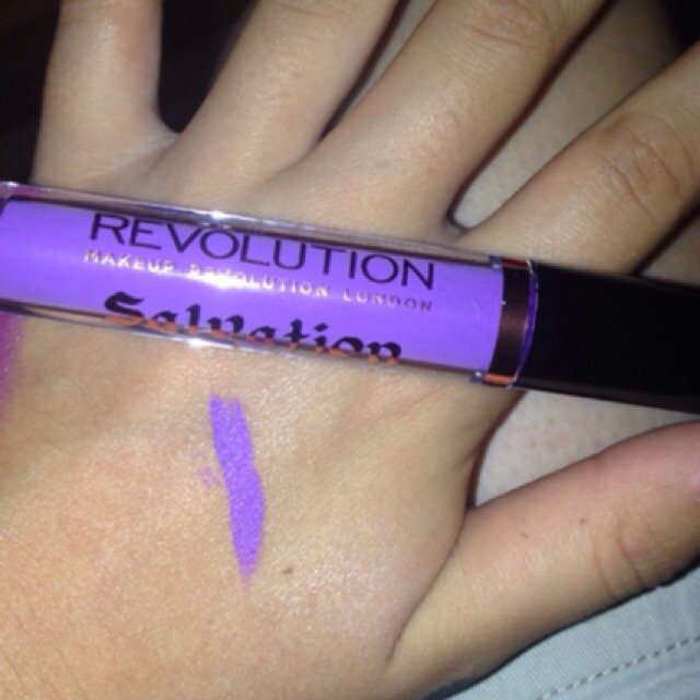 Makeup Revolution Salvation Lip Lacquer