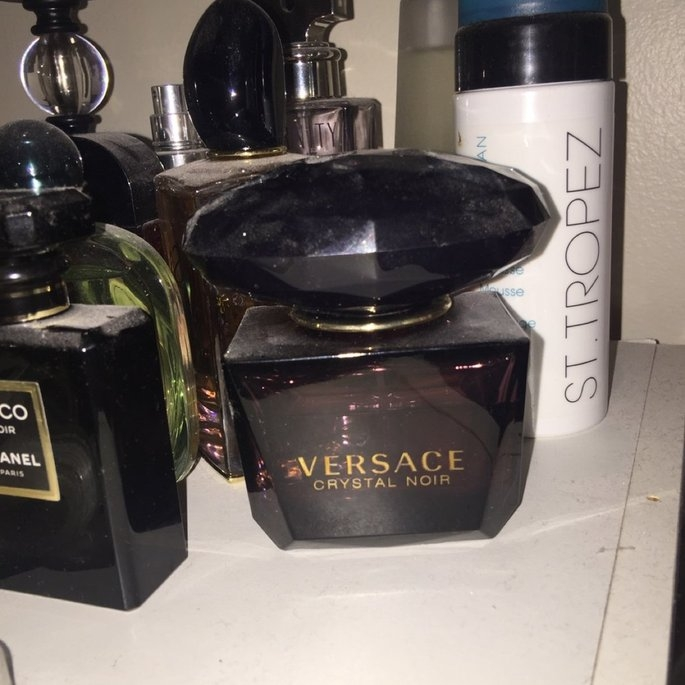 Gianni Versace Crystal Noir Eau De Toiette Spray 3 Oz For Women uploaded by Megan F.