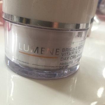 Photo of Lumene Vitamin C+ Pure Radiance Day Cream SPF 15 uploaded by Sabrina T.