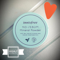 Innisfree No Sebum Mineral Powder 5g uploaded by Ching Ching C.