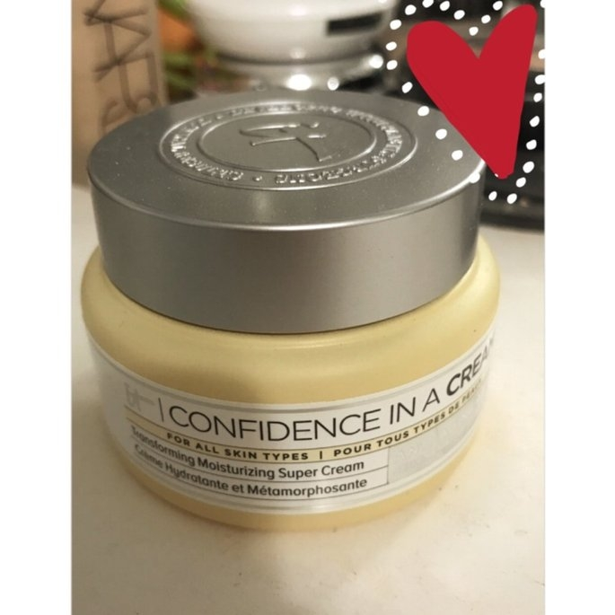 It Cosmetics Confidence in a Cream Transforming Moisturizing Super Cream uploaded by Brandi W.