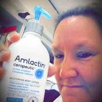 AmLactin Cerapeutic Alpha-Hydroxy Ceramide Therapy Restoring Body Lotion Fragrance Free uploaded by Mary K.