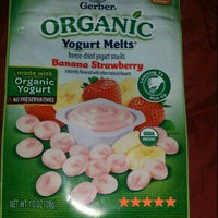 Gerber Organic Yogurt Melts uploaded by Jennifer H.