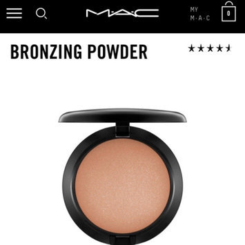 Photo of Mac Bronzing Powder uploaded by Lynn P.