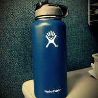 Hydro Flask Insulated Wide Mouth Stainless Steel Water Bottle, 32-Ounce [] uploaded by Michelle M.