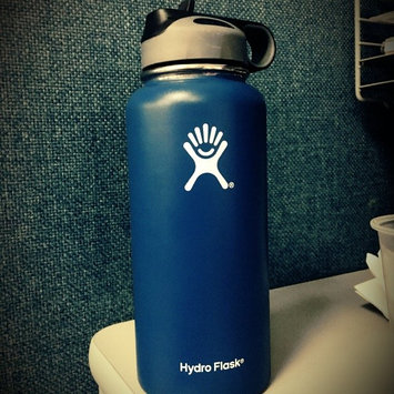 Photo of Hydro Flask Insulated Wide Mouth Stainless Steel Water Bottle, 32-Ounce [] uploaded by Michelle M.