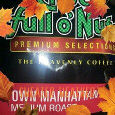 Photo of Chock Full o'Nuts Medium Roast Coffee Midtown Manhattan Single Serve Cups uploaded by Angelica G.