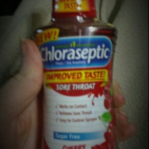 Chloraseptic Sore Throat Spray uploaded by Sam N.