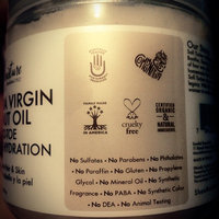 SheaMoisture 100% Extra Virgin Coconut Oil Head-To-Toe Nourishing Hydration uploaded by Stacy M.
