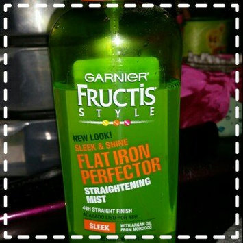 Garnier Fructis Style Sleek & Shine Flat Iron Perfector Straightening Mist 24 Hr Finish uploaded by Shannon M.