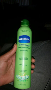 Vaseline Intensive Care Aloe Soothe Spray & Go Moisturizer 6.5 oz uploaded by Kasey S.