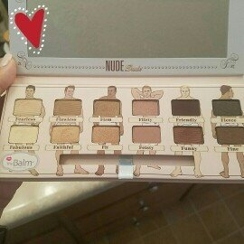 Thebalm the Balm Nude Dude Palette uploaded by Dani T.