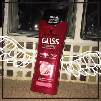 Schwarzkopf Gliss Colour Protect Shampoo With Liquid Keratin - 250ml uploaded by Rita G.