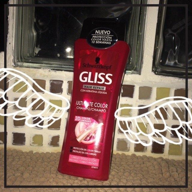 Schwarzkopf Gliss Colour Protect Shampoo With Liquid Keratin - 250ml uploaded by Rita G.