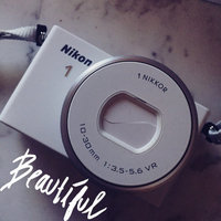 Nikon J4 18.4 MP Digital Camera with NIKKOR 10-30mm Lens - White uploaded by Diane N.