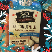 So Delicious Dairy Free Coconut Milk Creamer French Vanilla uploaded by Jaclyn A.