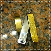 Revlon Gold Series Titanium Dual Toenail Clipper uploaded by Sheryl H.