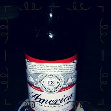 Photo of Budweiser Beer uploaded by Kristi S.