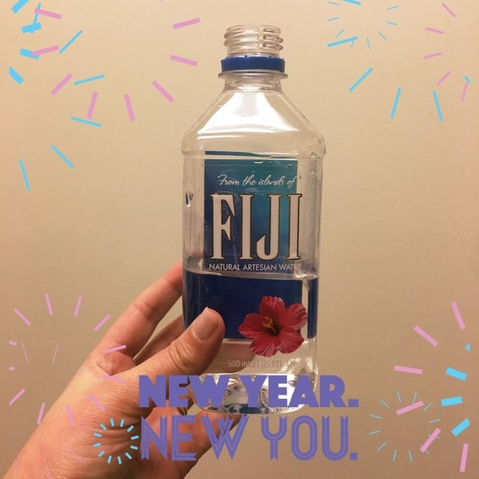 FIJI® Natural Artesian Water uploaded by Lindsey D.
